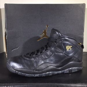 Jordan 10 Retro New York City
